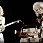 Image of Bernhard Beibl and Brian May