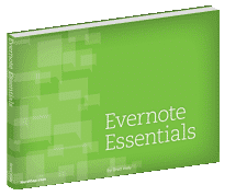 E-cover of Evernote Essentials