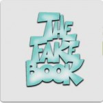 logo for Fakebook Android app