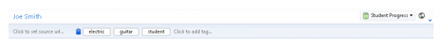sample of tags I use in Evernote