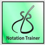 Click for Notation Trainer