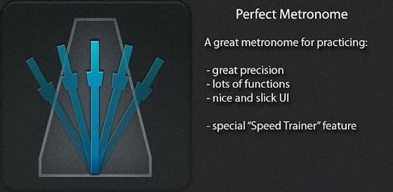 Slick Metronome logo
