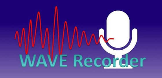 Wave Recorder - add it to your Android apps