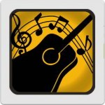 logo for Chords Player Android app