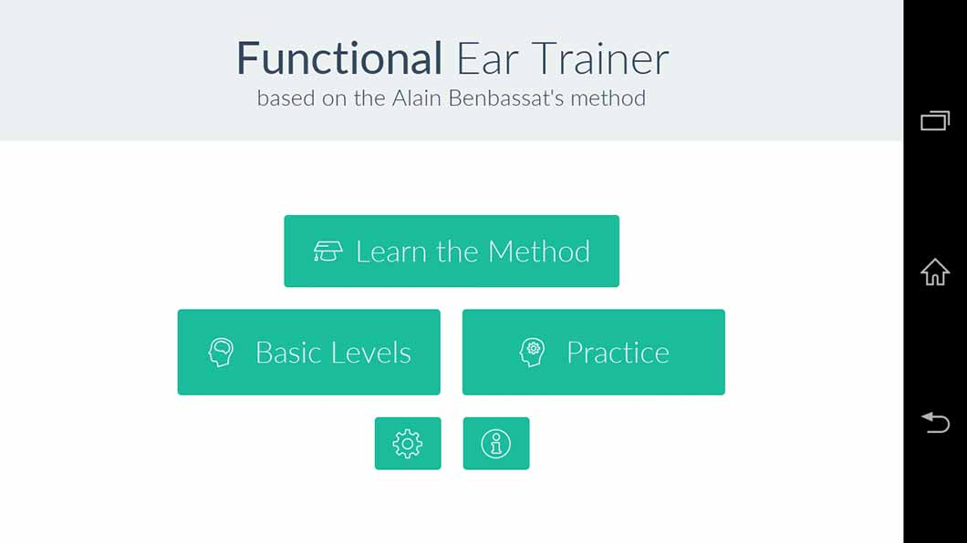 Functional Ear Trainer