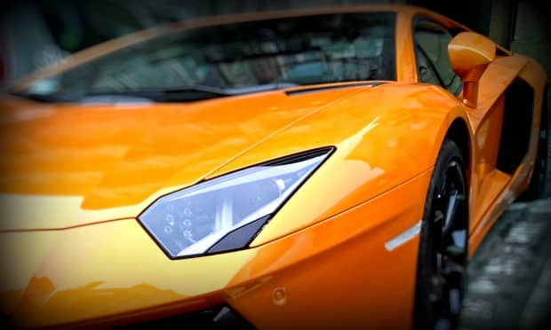 yellow-lamborghini